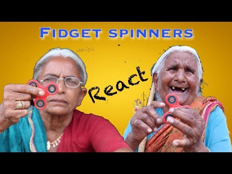 Village elders react to fidget spinners