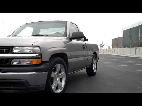 Chevy Silverado with SS rims