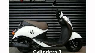 5. 2010 SYM Mio 50 - Walkaround & Info