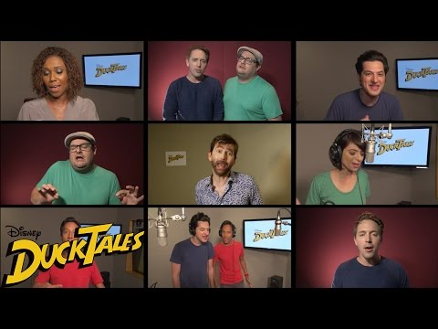 The Cast of Disney s Upcoming Animated DuckTales Sings Original Theme
