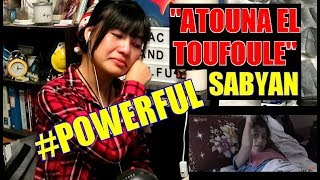 Video ATOUNA EL TOUFOULE Cover by SABYAN (Reaction) MP3, 3GP, MP4, WEBM, AVI, FLV September 2018