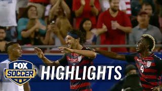 SUBSCRIBE to get the latest FOX Soccer content: https://www.youtube.com/user/Foxsoccer?sub_confirmation=1 Omar Gonzalez makes it 1-0 in the second half again...