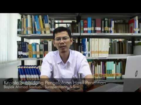 Profil Perpustakaan Puslit Bioteknologi LIPI
