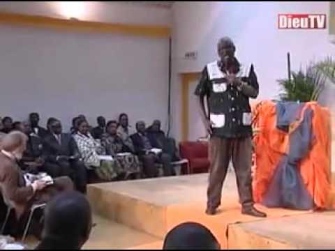 Mamadou Karambiri   La Mission de Jésus au séjour des morts