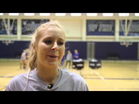 Islanders Volleyball Senior Day Video