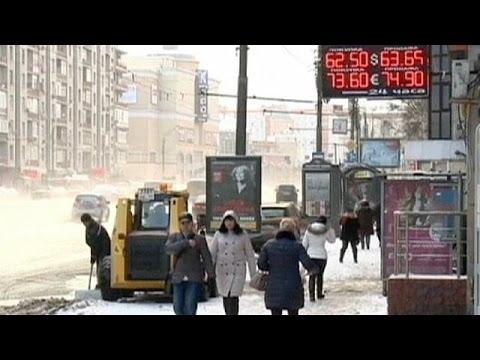 مستقبل الاقتصاد الروسي بعد التخفيض الائتماني - فيديو