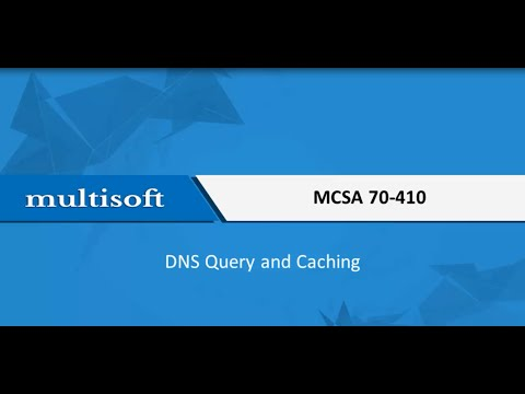 DNS Query and Caching Training
