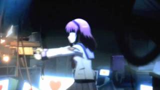Angel Beats! AMV Angel With A Shotgun