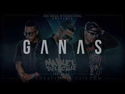 Letra Ganas (Remix) Maikel Ft Clandestino y Yailemm