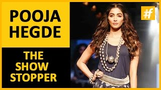 Bollywood actresses Pooja Hegde walked the ramp for JADE, by wearing a navy blue side cowl palazzo with a tank top. Monica and Karishma are live on #fame with #famestar ABKDutta, whey talked about their work and ramp walk experience. Watch the full video for more details.To view more exciting Live beams, Download the #fame App or visit: https://go.onelink.me/2709712807?pid=YT&c=Description#fame- Go Live & Be A Star Watch & Discover Live Videos  Follow & Chat Live With Celebs & #famestars - Anywhere, Anytime!Stay Connected with #fame on:Facebook: https://www.facebook.com/LiveOnfameTwitter: https://www.twitter.com/LiveOnfameInstagram: https://www.instagram.com/LiveOnfameSnapchat: liveonfame