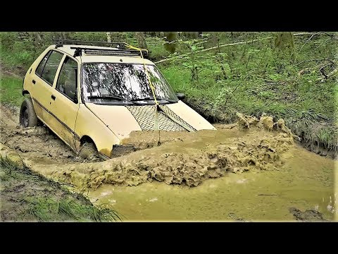 Une 205 VS Un 4X4 ! Le Test EXTREME !