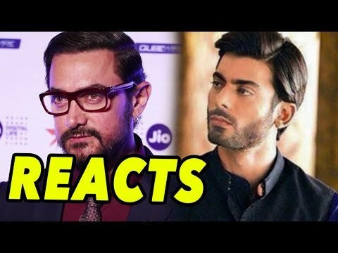 Aamir Khan Reacts To Ban On Pakistani Artistes And