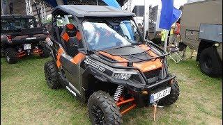 7. 2018 Polaris General 1000 DOHC - Exterior and Interior - Abenteuer Allrad Bad Kissingen 2018