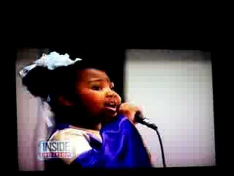 7 year old girl preacher