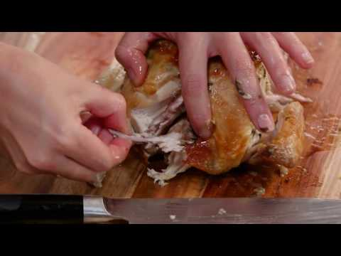 La Ionica – Fast Fact – How to carve a Whole Cooked Chicken | Everyday Gourmet S6 E75