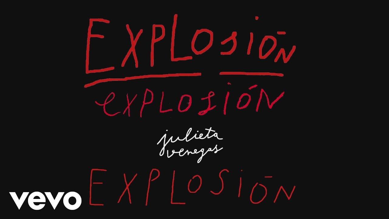 Julieta Venegas – Explosión