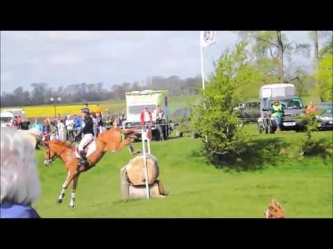 Badminton Horse Trials 2013.