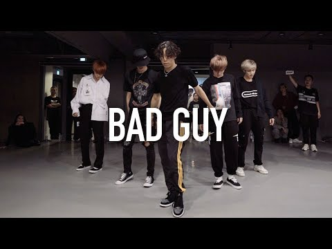 bad guy - Billie Eilish / Koosung Jung Choreography with THE BOYZ