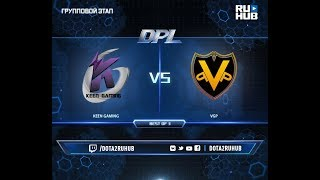 Keen Gaming vs VGP, DPL 2018, game 1 [Lum1Sit]