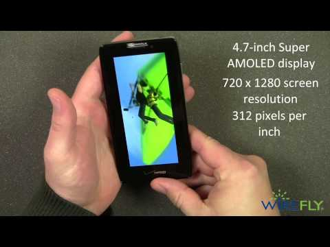 DROID RAZR Maxx HD Quick Look by Wirefly