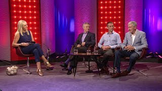 Liam Griffin discussing how Hurling 4 cancer came about alongside Jim Bolger and Davy Russell.See more at: http://www.rte.ie/player