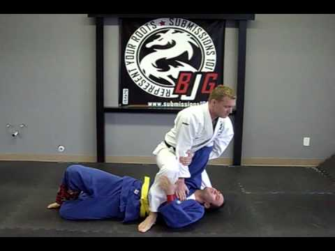 "Standing Elbow ""Break"" and Take Down: Japanese Jujutsu (Maki Hiji)"