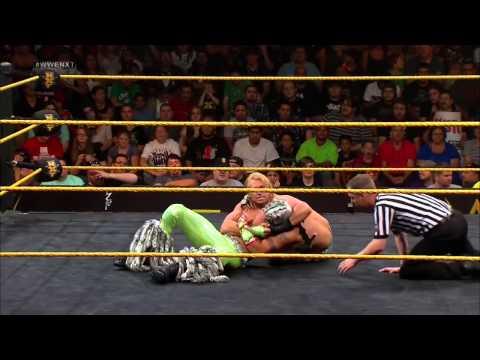 Kalisto vs Tyler Breeze on NXT June 19th 2014