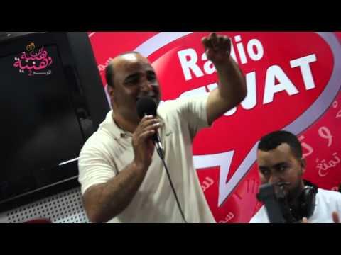 صويلح و سعيد الحداوي فأغنية شعبية على أثير اذاعة أصوات في النهائي الأول لمسابقة ألف هنية و هنية