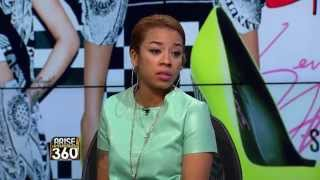"Keyshia Cole gives all the details on her new album ""Point of No Return!"" - YouTube"