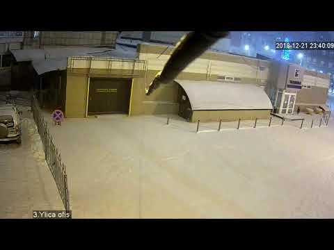 Ищу свидетелей  ДТП, Пермь 21.12.2018 (Запись видеорегистратора)