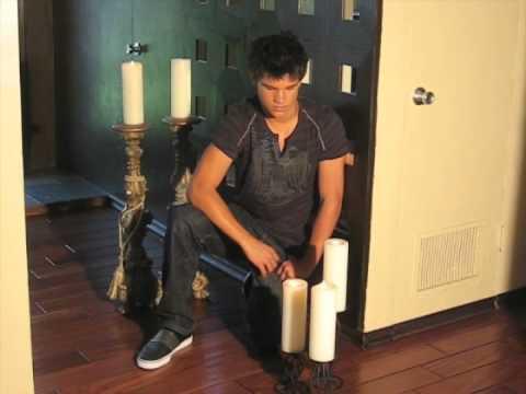 Taylor Lautner, sesión de fotos para Popstar