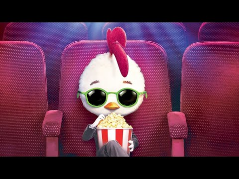 Chicken Little All Cutscenes | Full Game Movie (PS2, PC, XBOX, Gamecube)