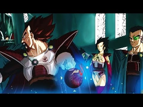 The Story of the King (Vegeta)