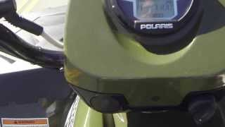 9. 2014 Polaris Sportsman 570 Top Speed run with GoPro hero 3 Black