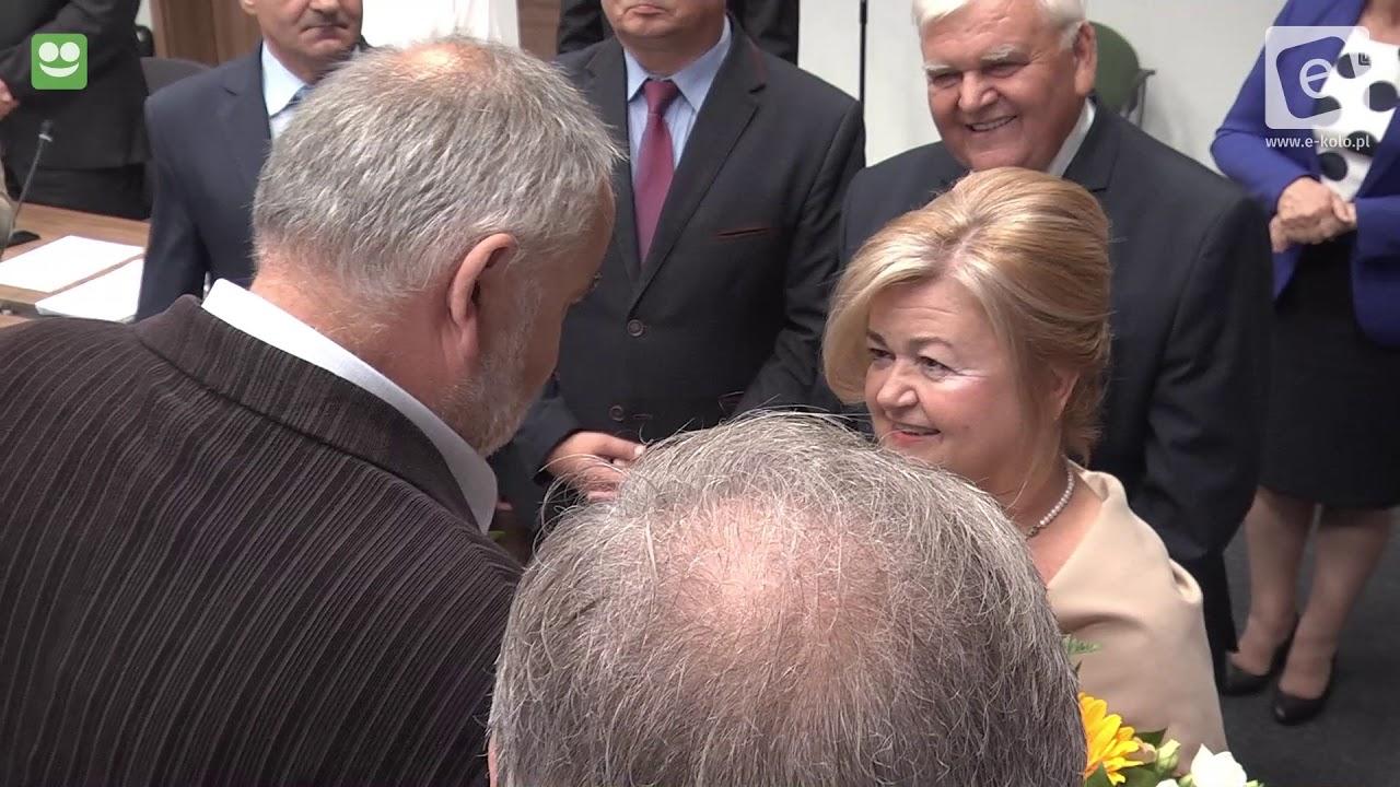 Urszula Polewska odchodzi na emeryturę. Pożegnanie na sesji
