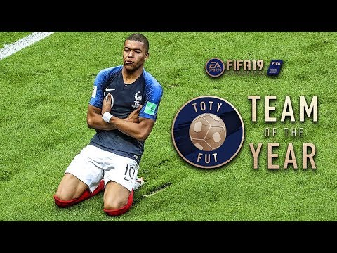 Wir WÄHLEN das FIFA 19 ULTIMATE TEAM OF THE YEAR !! - Thời lượng: 12 phút.