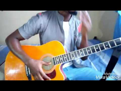 Nigeria Highlife Praises On Lead Guitar Solo With Chord Progressions (pt 2)