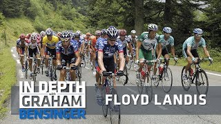 Floyd Landis explains why he was scared during his first Tour de France, his decision to accept the risks of cycling and stop being afraid and separating mental strength from physical.Want to see more? SUBSCRIBE to watch the latest interviews: http://bit.ly/1R1Fd6w Episode debuted nationwide in 2011.Watch full episodes each week on TV stations across the country. Find the airing time and channel for your city:http://www.grahambensinger.com/index.php/when-where-watchConnect with Graham:FACEBOOK: https://www.facebook.com/GrahamBensingerTWITTER: https://twitter.com/GrahamBensingerINSTAGRAM: https://www.instagram.com/grahambensingerWEBSITE: http://www.grahambensinger.com/