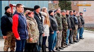 14 березня, у Кам'янець-Подільському об'єднаному міському військовому комісаріаті відбулася 3-тя відправка громадян, відібраних для військової служби за конт...
