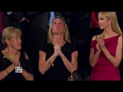 Trump honors Ryan Owens, Navy SEAL who died in Yemen raid