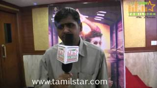 Saminathan at ThirutuVCD Movie Press Meet