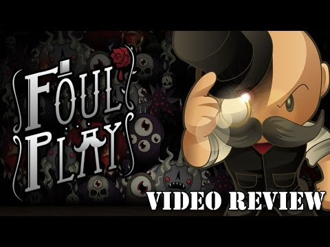 Review: Foul Play (PlayStation 4)