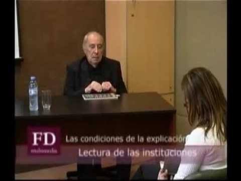 Floria, Carlos - Las condiciones de la explición política
