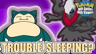 TROUBLE SLEEPING? | Pokémon WiFi Battles With Viewers Highlight by Ace Trainer Liam
