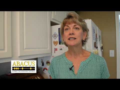 Abacus Plumbing Review – Julie B. – Cypress, TX