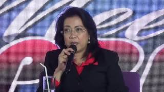 Sereno: Enough people in judiciary to do what's right