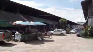 Mae Rim Local Markets, Main Road 107, Mae Rim, Chiang Mai, Thailand. 15th Sept 2555.