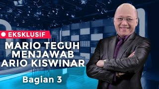 Video Mario Teguh Menjawab Ario Kiswinar (Bag. 3) MP3, 3GP, MP4, WEBM, AVI, FLV April 2019