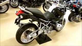 6. 2012 BMW R 1200 R Classic 110 Hp 220 Km/h * see Playlist