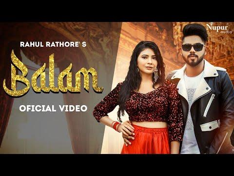 Balam (Full Video) | Komal Sharma | Rahul Rathore, Anjali Raj | New Haryanvi Songs Haryanavi 2021